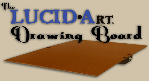LUCID-Art Drawing board
