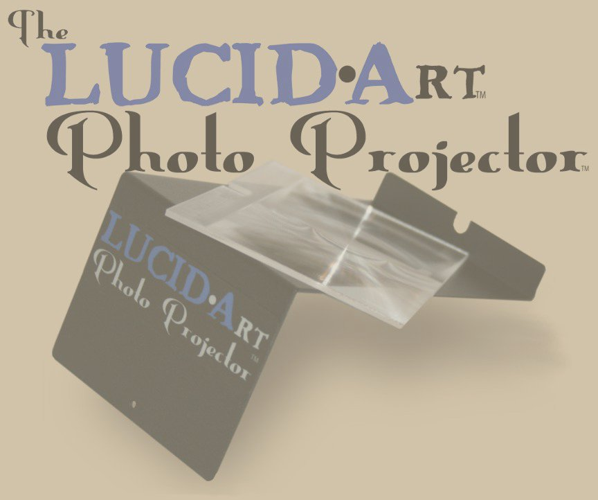 LUCID-Art Photo Projector